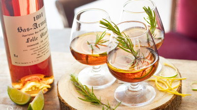 Cocktail Armagnac 5